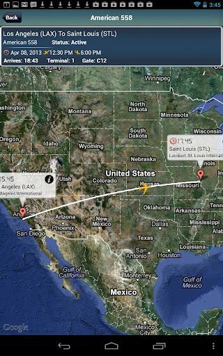 St Louis Airport+FlightTracker