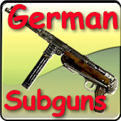 German submachine guns
