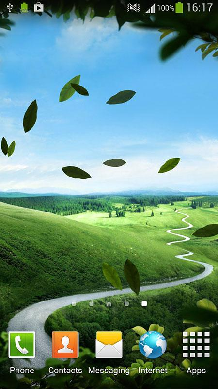 Nature live wallpaper android apps on google play - Nature wallpaper apk ...