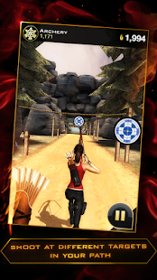 Hunger Games: Panem Run - screenshot thumbnail