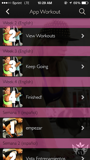 【免費健康App】Victoria Lomba Fitness App-APP點子