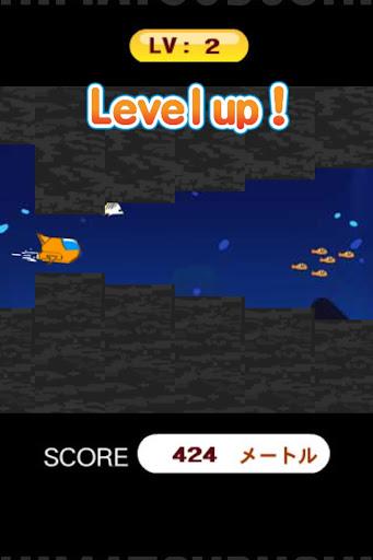 【免費動作App】暇つぶしシリーズ サブマリン(ハマる海中潜航ゲーム登場!)-APP點子