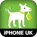 iPhone UK: The Missing Manual logo