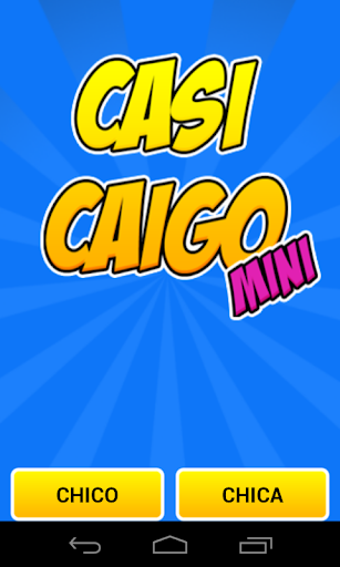 Casi Caigo Mini Junior