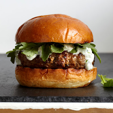 A beefier burger without the beef.