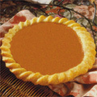 Peanut Butter Pumpkin Pie.