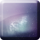 Galaxy Parallax Live Wallpaper icon