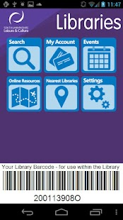 South Lanarkshire Libraries - náhled