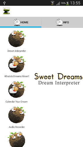 Sweet Dreams Dream Interpreter