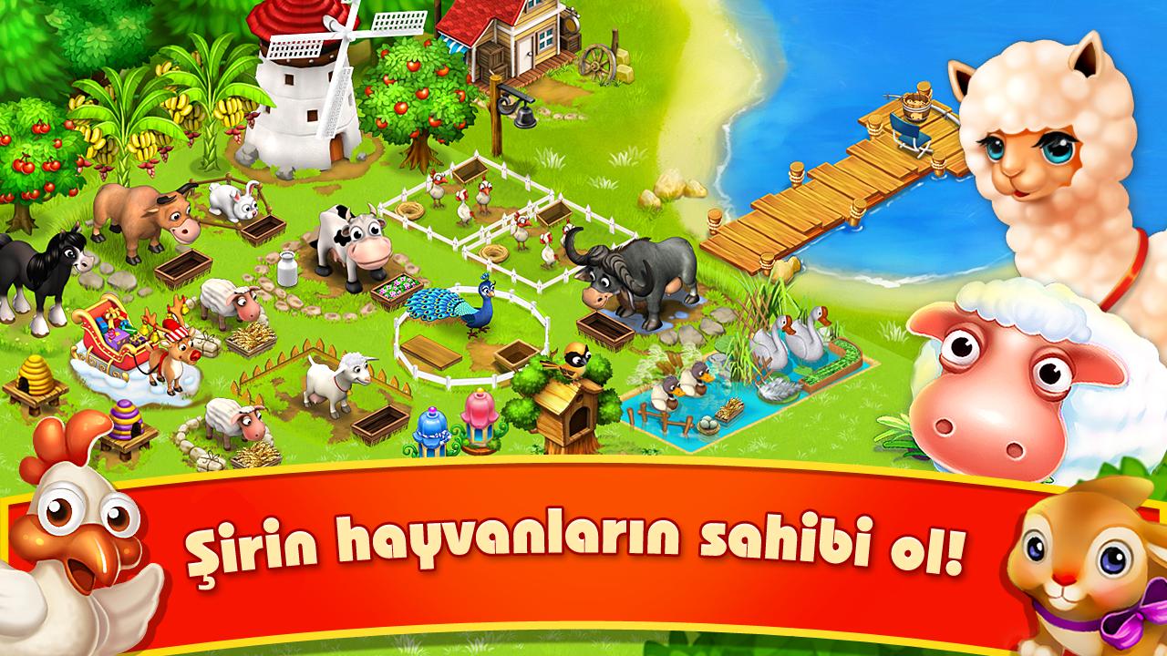 Bizim Çiftlik Sahil- ekran görüntüsü