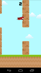 Flappy Fluffy - screenshot thumbnail