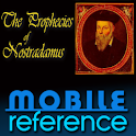 The Prophecies of Nostradamus logo