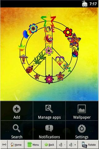 Sign of Peace Pro- screenshot