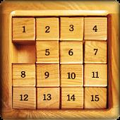 iSlide Quebra-cabeças 15 peças