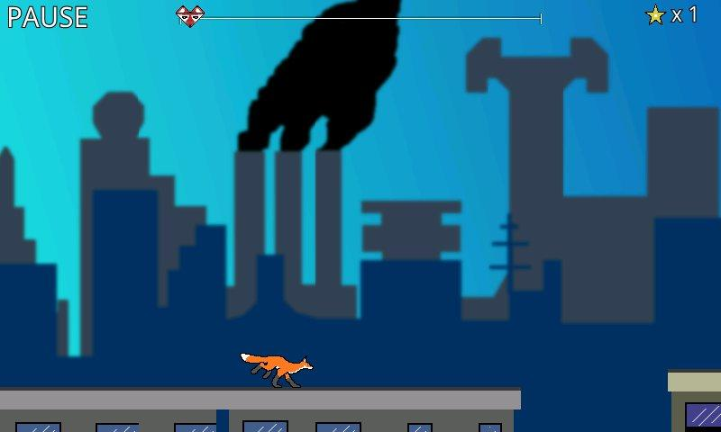 Fox Dash- screenshot
