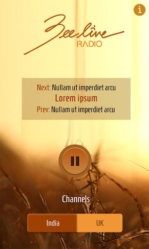 【免費音樂App】Beelive Radio-APP點子