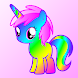 Sparkle! Rainbow! Unicorn! LW icon