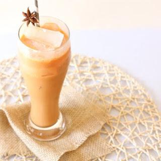Thai Iced Tea.