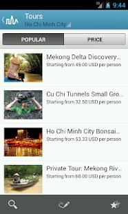 Vietnam Travel Guide- screenshot thumbnail