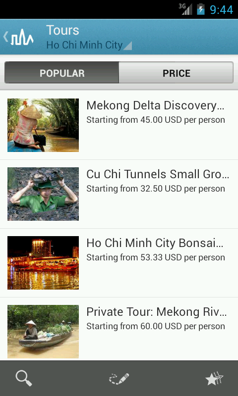 Vietnam Travel Guide- screenshot