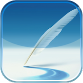 Magic Neo Wave Feather LWP APK for Lenovo