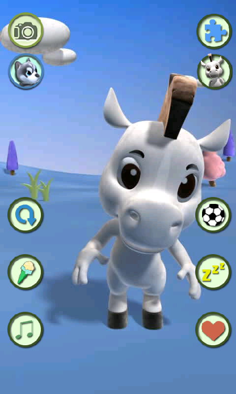 Talking Pony- screenshot