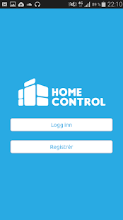 HomeControl- screenshot thumbnail