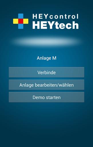 HEYcontrol - Haussteuerung