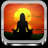 Meditación con Buda
