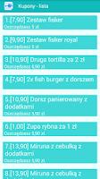 Screenshot of Fishbony - kupony do North F.