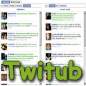 Twitub – Twitter Application logo