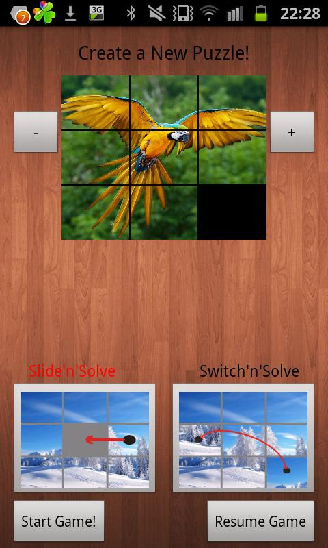Your Picture Puzzle- screenshot