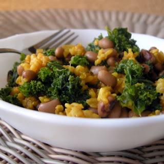 Caribbean Peas & Rice