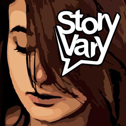Big Pharma : StoryVary LOGO-APP點子