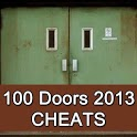 100 Doors 2013 Cheats & Guide icon