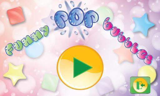 Funny Pop Bubbles