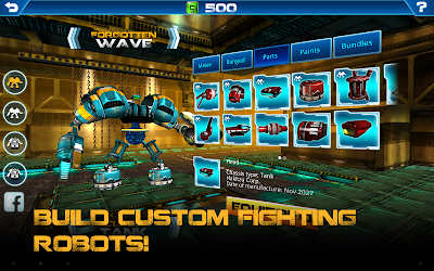 Hakitzu Elite: Robot Hackers v1.0.7.1 Apk + OBB Data 2