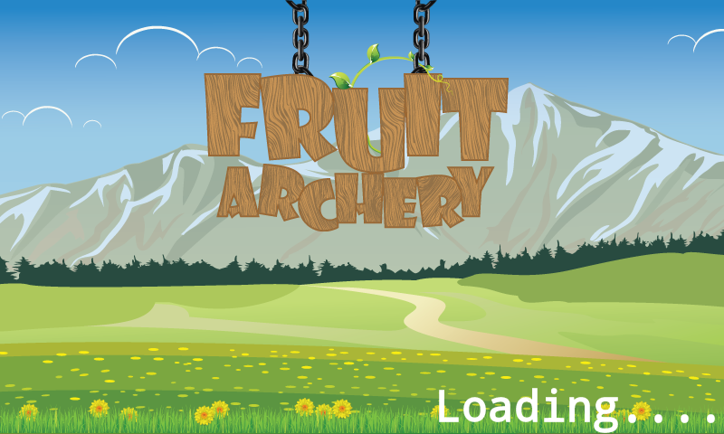 Fruit Archery I- screenshot