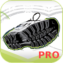 Trainer PRO Run, walk & bike icon