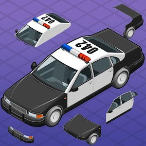 Car Puzzle for Kids for PC and MAC