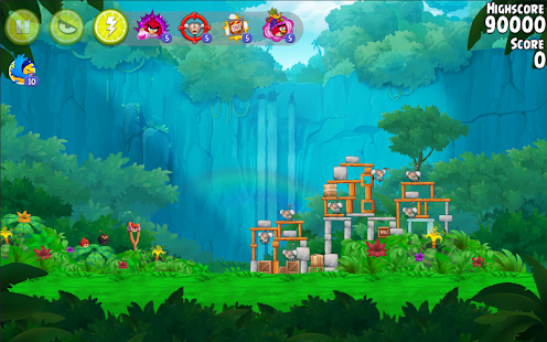 Angry Birds Rio Screenshot 19
