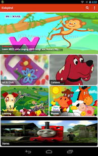 Kids Pind: Kids Videos, Rhymes - screenshot thumbnail
