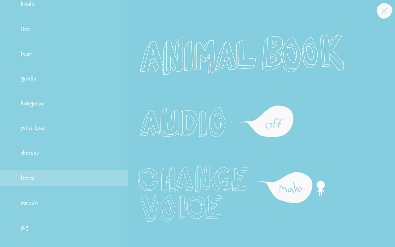 animalbook - screenshot