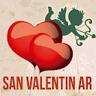 San Valentin AR icon