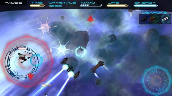 Space Rage 3D screenshot