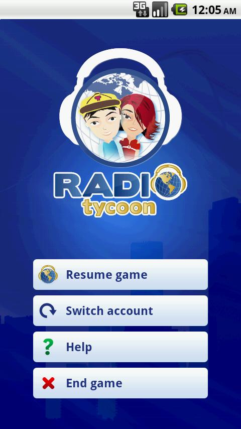 Radio Tycoon - screenshot