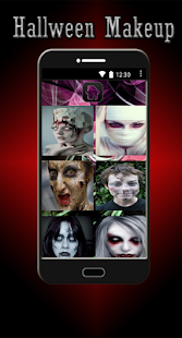 Halloween Makeup - Android Apps on Google Play