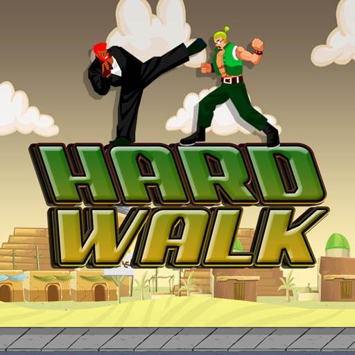 Hard Walk 動作 App LOGO-APP試玩