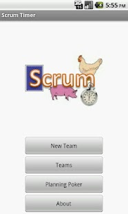 Scrum Timer - screenshot thumbnail