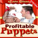 Profitable Puppets Preview logo